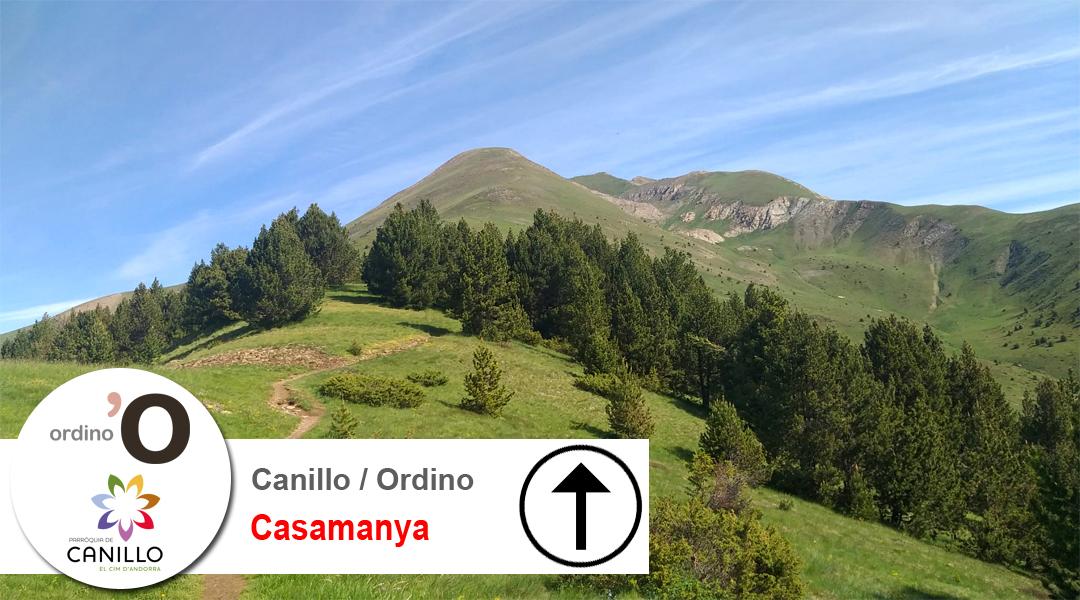 Imagen Andorra. Pic de Casamanya. Ascens.
