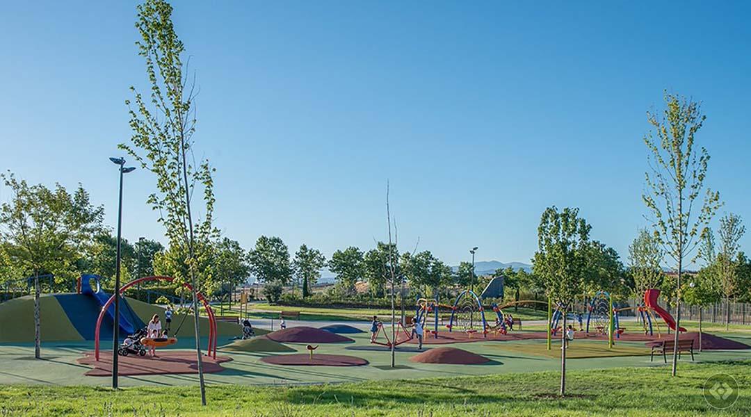 Imagen Ruta familiar en el Parque Adolfo Suárez