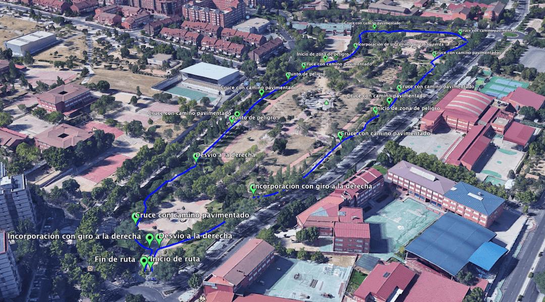 Imagen R3 Parque de las Comunidades - Perimetral