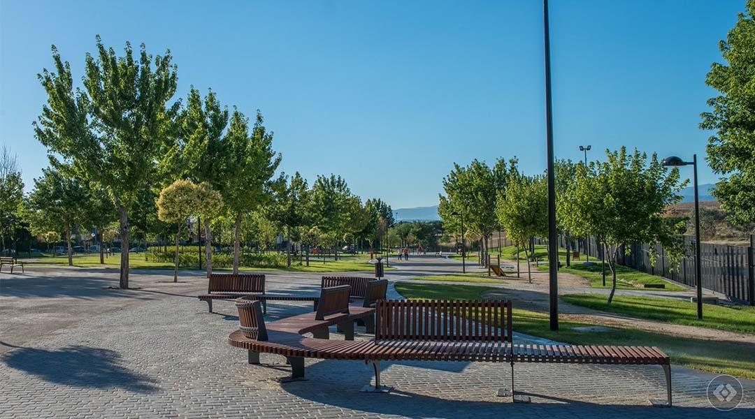 Imagen Ruta biosaludable en el Parque Adolfo Suárez