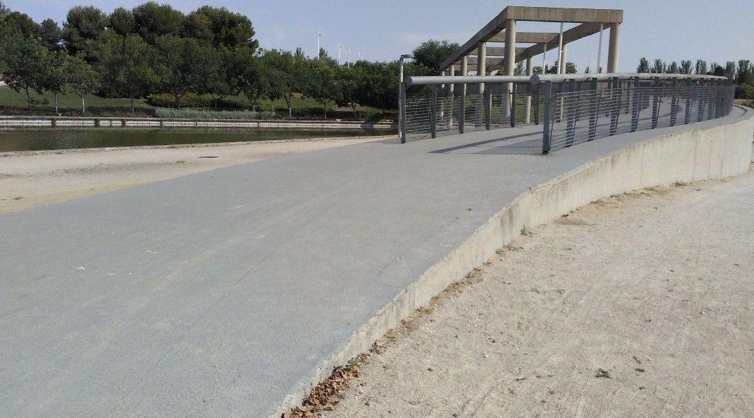 Imagen Parque Juan Carlos I - Ruta inclusiva extendida